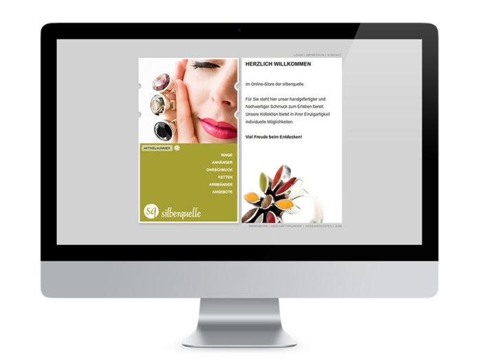 Webdesign Braunschweig, Silberquelle