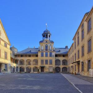 Blankenburg, Ehemalioges Schloss