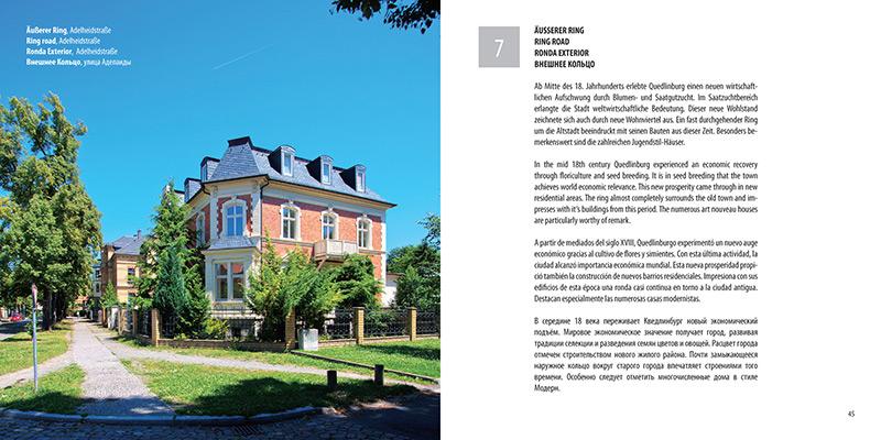 10 Orte in Quedlinburg