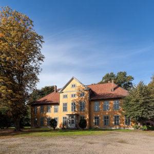 Architekturfotografie Herrenhaus Achim