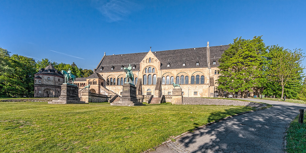 Goslar, Kaiserpfalz