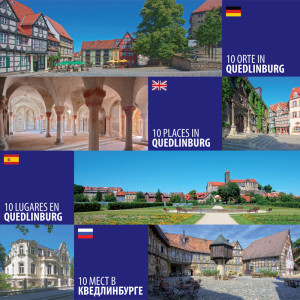 10 Orte in Quedlinburg