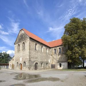 Halberstadt, Burchardikloster