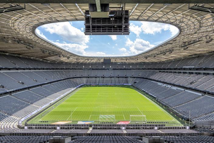 Fotografie München, Allianz Arena