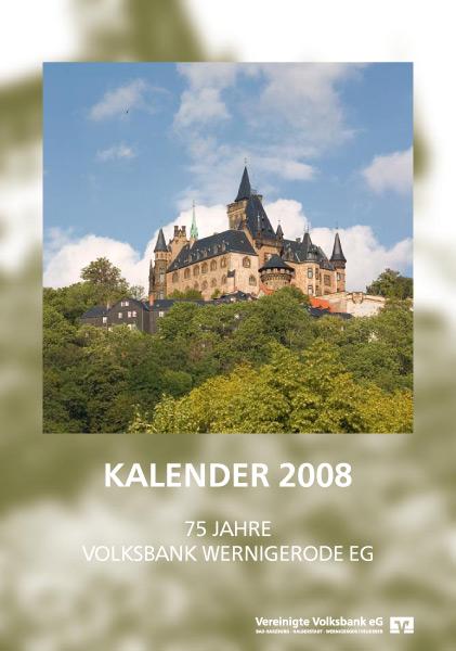 Kalender Wernigerode 2008