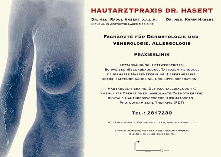 Hautarztpraxis Dr. Hasert, Berlin