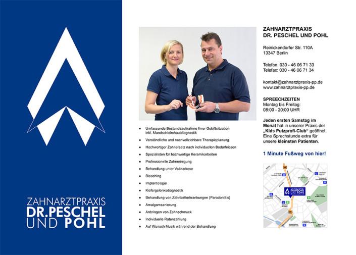 Plakat: Peschel und Pohl, Berlin