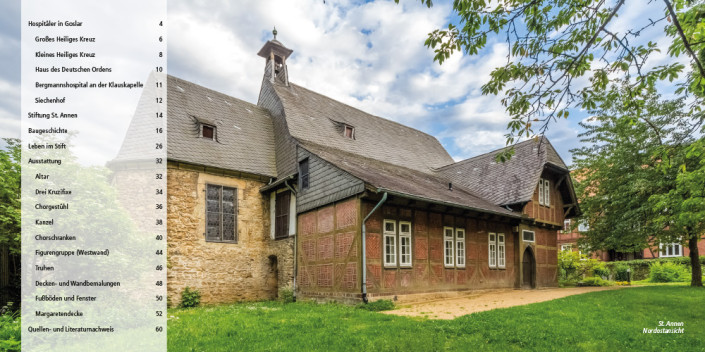 Goslar, St. Annenhaus