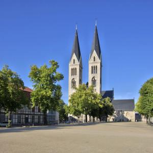 Halberstadt, Domplatz