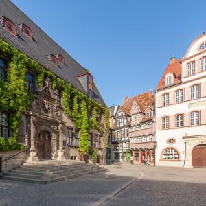 Quedlinburg, Markt