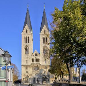 Halberstadt, Dom St. Stephanus und St. Sixtus