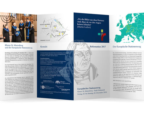 Europäischer Stationenweg - Reformation 2017