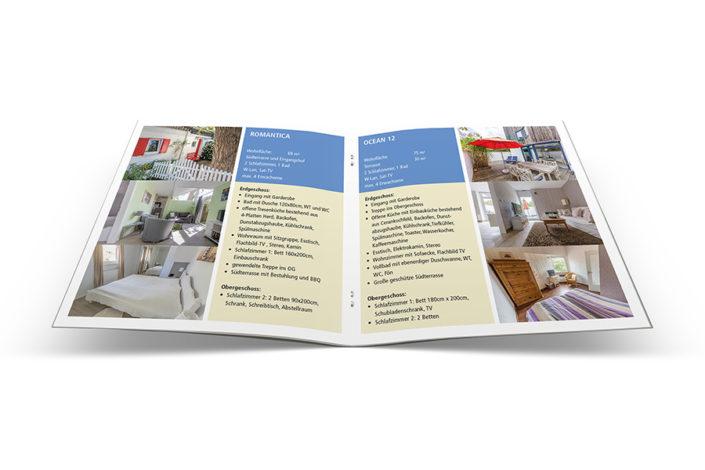 Booklet - Ostsee Appartements Kalifornien