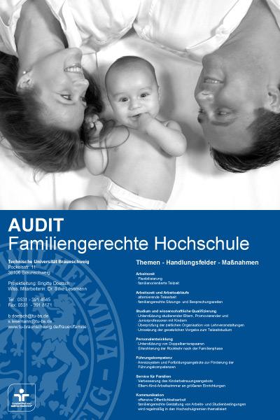 AUDIT - Familiengerechte Hochschule
