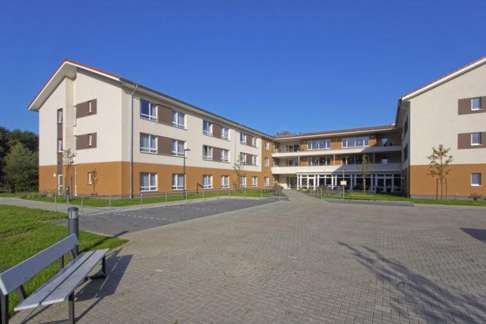 Fotografie Wohnungsbau | Haus Eichenpark Braunschweig