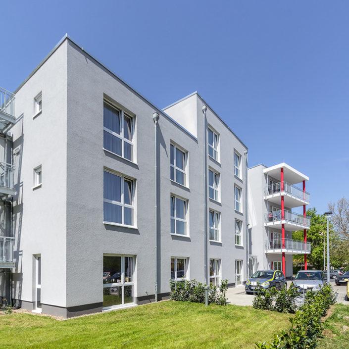Fotografie Wohnungsbau | Seniorenheim am Fredenberg Salzgitter