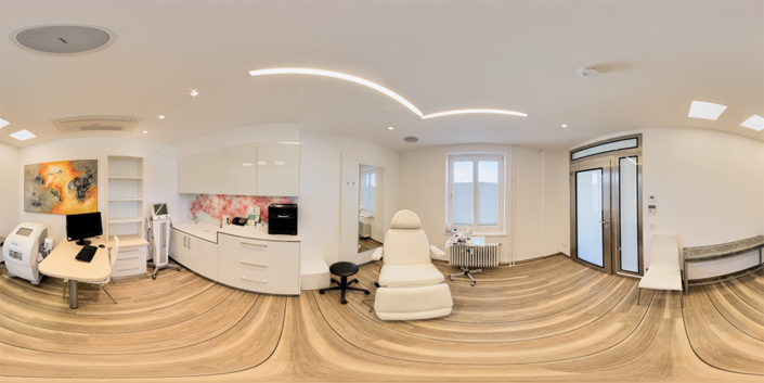 360-Grad-Panorama | Praxisklinik Dr. Hasert Berlin