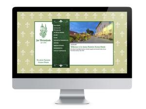 Webdesign Osterwieck, Gaststätte zur Weinschenke Hessen