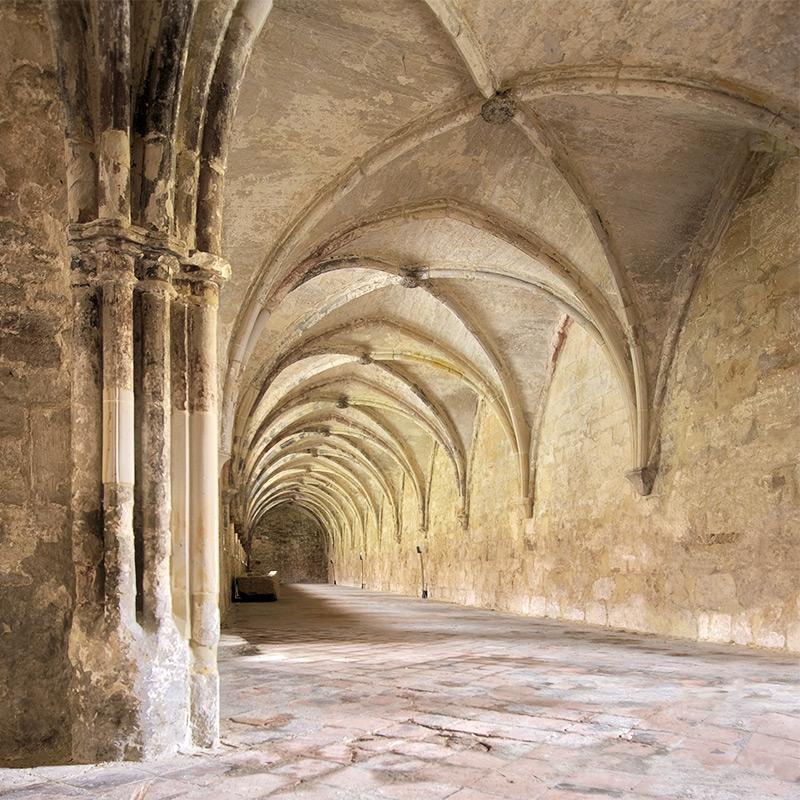 Kloster Michaelstein Blankenburg | Architekturfotografie