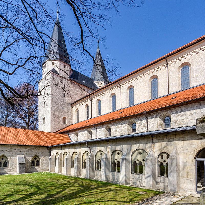 Südansicht Kaiserdom Königslutter | Architekturfotografie Sándor Kotyrba