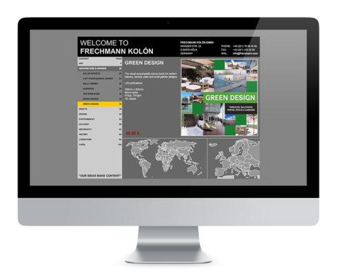 Webdesign Köln, Könemann Verlags GmbH