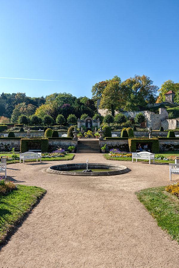 Barockgarten Blankenburg | Architekturfotografie Sándor Kotyrba