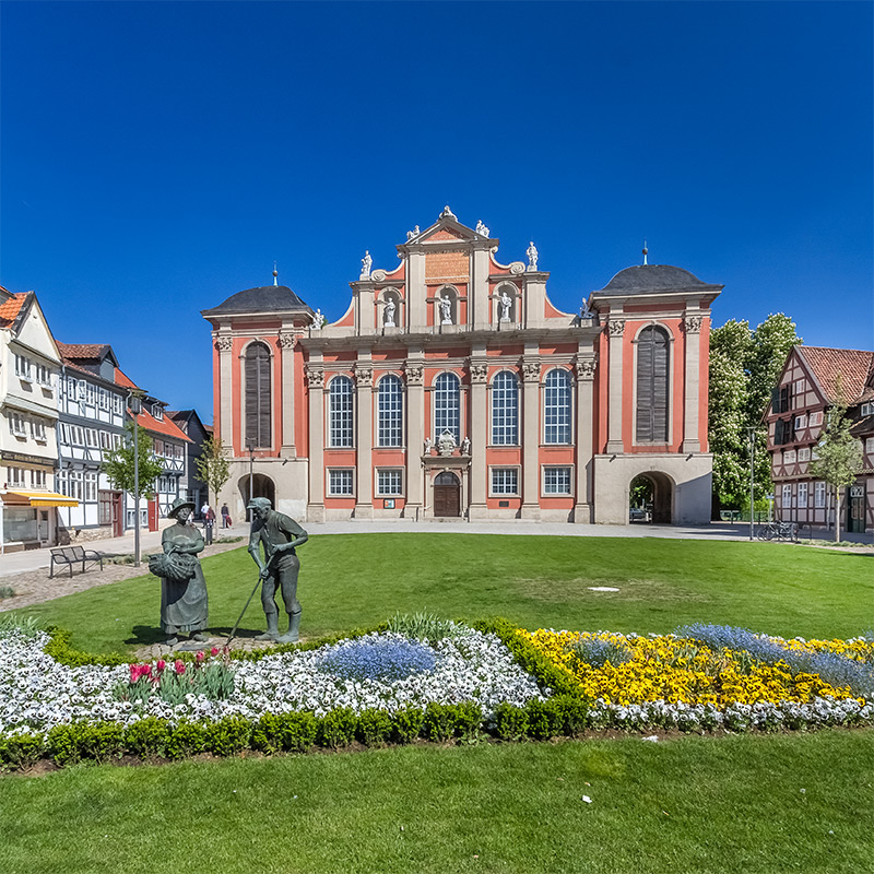 Wolfenbüttel, St. Trinitatis