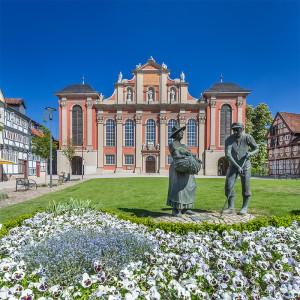 Trinitatiskirche Wolfenbüttel | Sándor Kotyrba Architekturfotografie