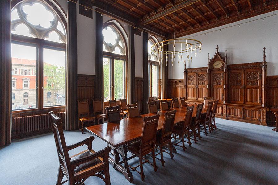 Ludwig-Winter-Zimmer | Neues Rathaus Braunschweig