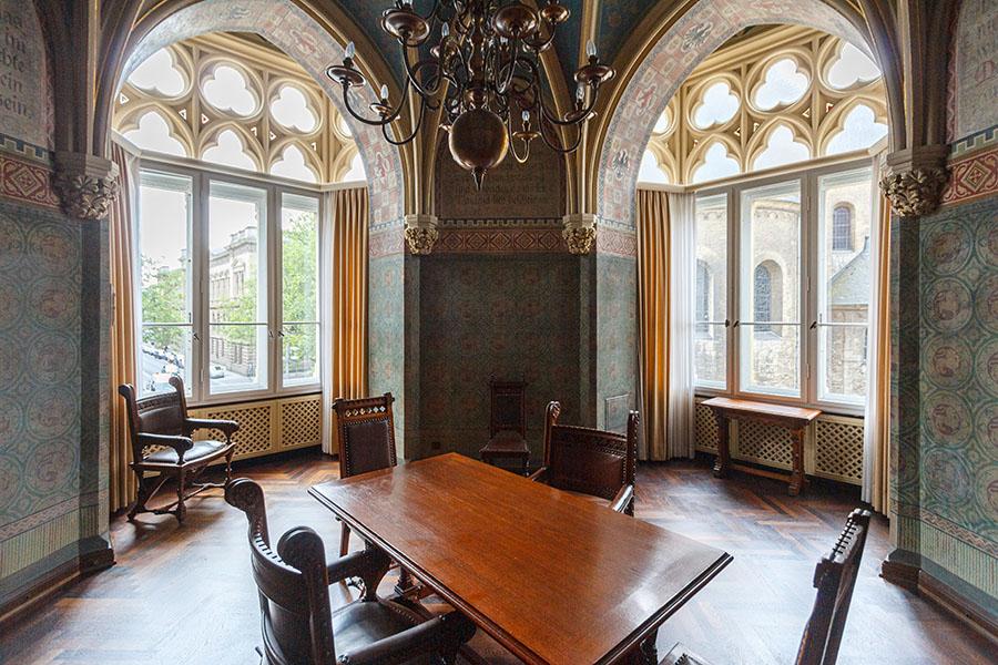 Turmzimmer | Neues Rathaus Braunschweig