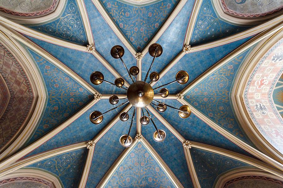 Turmzimmer Neues Rathaus Braunschweig | Architekturfotografie Sándor Kotyrba