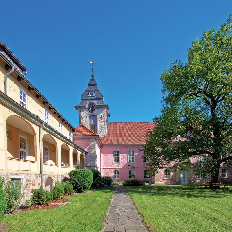 Steterburg, Stiftskirche St. Maria und Jakobus