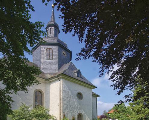 Salder, Schlosskirche St. Maria Magdalena