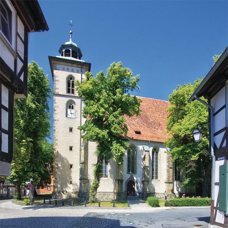 Hornburg, Kirche Beatae Mariae Virginis