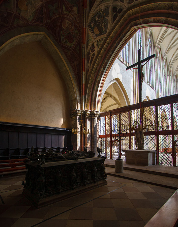 Dom St. Mauritius und Katharina Magdeburg | Architekturfotografie Sándor Kotyrba (#0149)