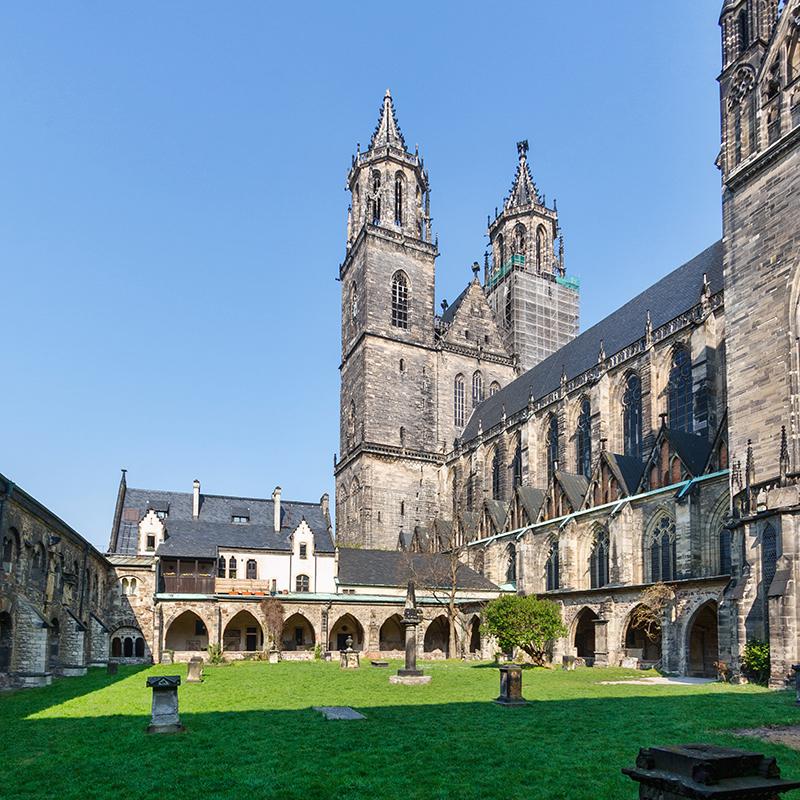 Dom St. Mauritius und Katharina Magdeburg (#9521) | Architekturfotografie Sándor Kotyrba