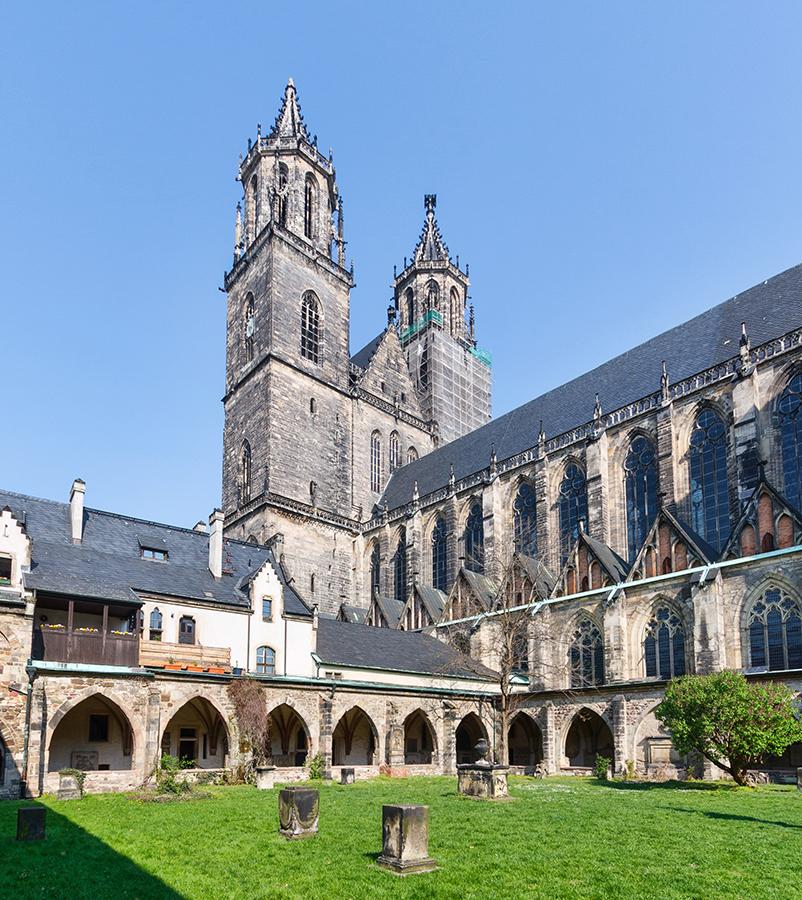 Dom St. Mauritius und Katharina Magdeburg | Architekturfotografie Sándor Kotyrba (#9559)
