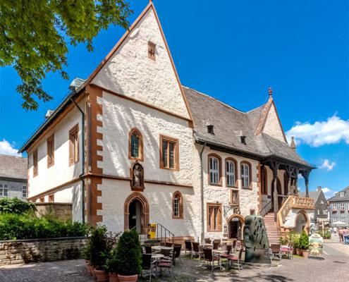 Goslar, Rathaus