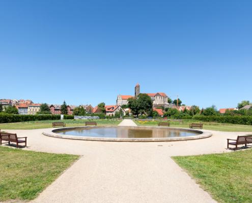 Brühlpark Quedlinburg (#9315)   Architekturfotografie Sándor Kotyrba