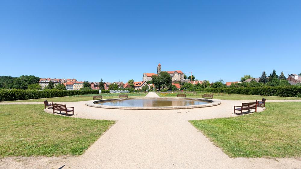 Brühlpark Quedlinburg (#9321) | Architekturfotografie Sándor Kotyrba
