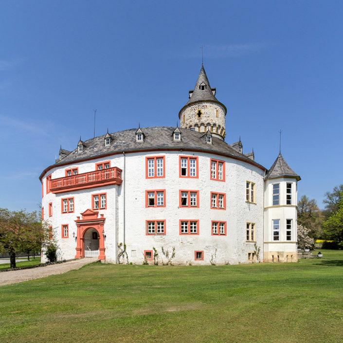 Schloss Oelber | Sándor Kotyrba Architekturfotografie