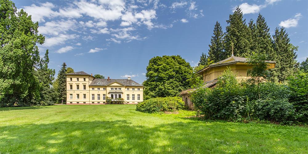 Kotyrba Architekturfotografie Wolfenbüttel | Herrenhaus Halchter
