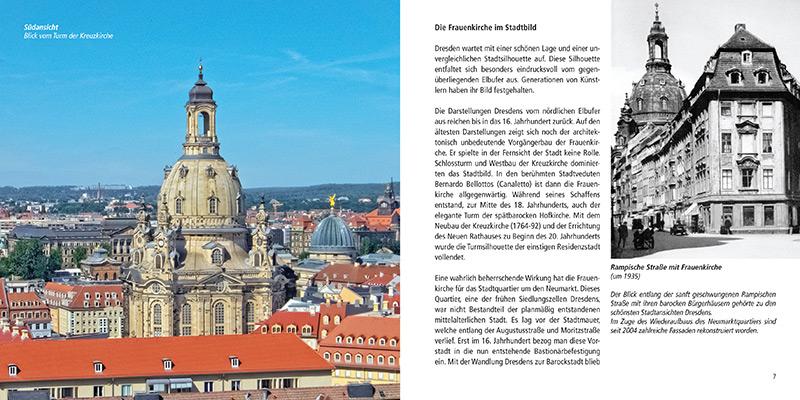 Architekturführer Frauenkirche Dresden | Einleitung
