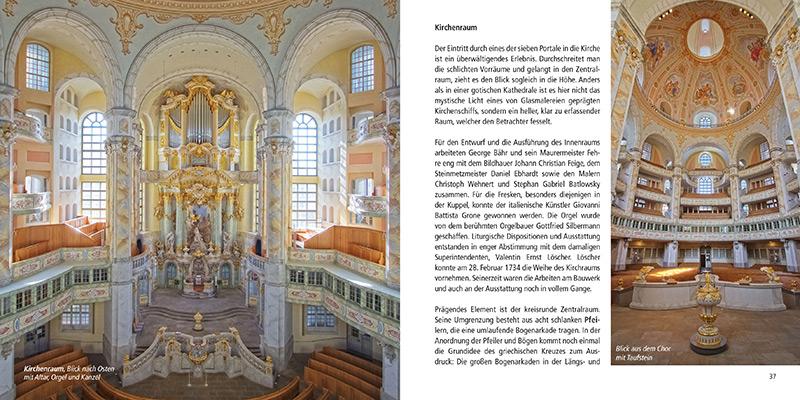 Architekturführer Frauenkirche Dresden | Orgel