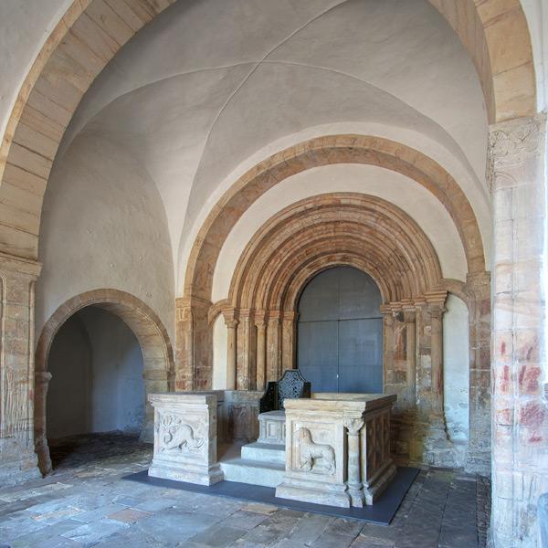 Goslar, Domvorhalle