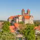 Schlossberg Quedlinburg   Architekturfotografie