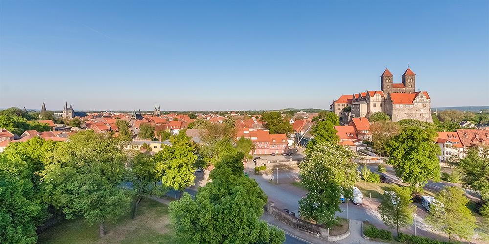 Quedlinburg, Schlossberg