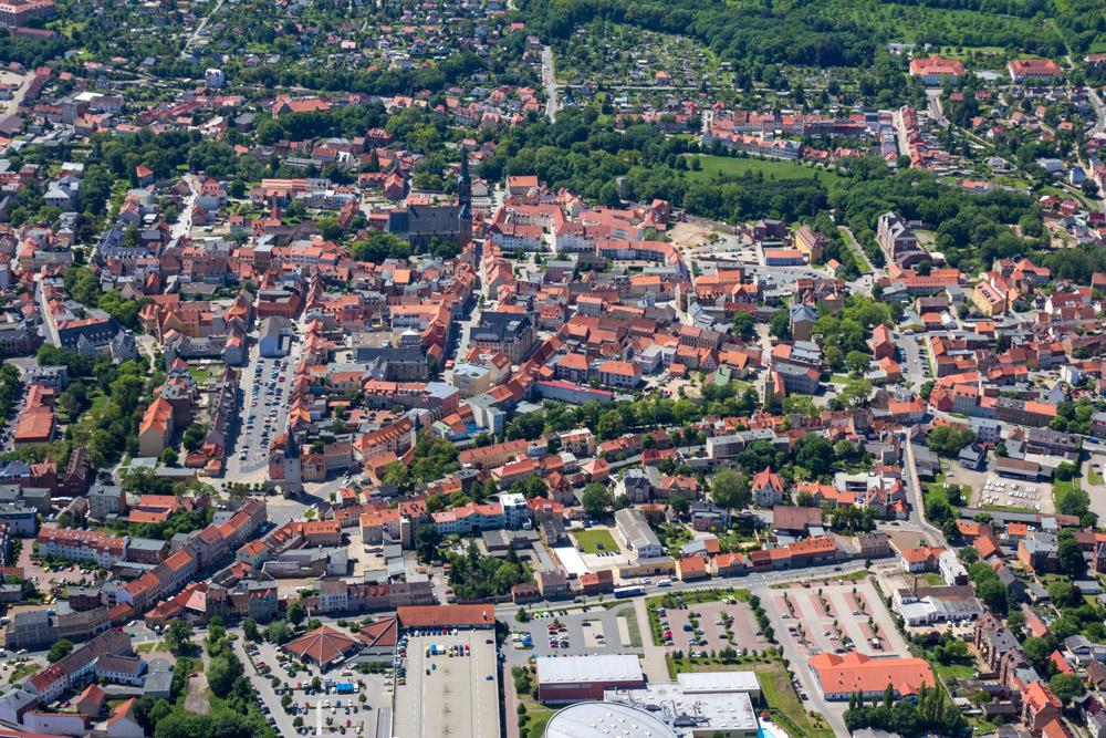 Luftbild Aschersleben #8641 | Sándor Kotyrba