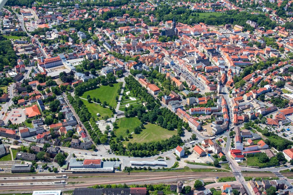 Luftbild Aschersleben #8645 | Sándor Kotyrba
