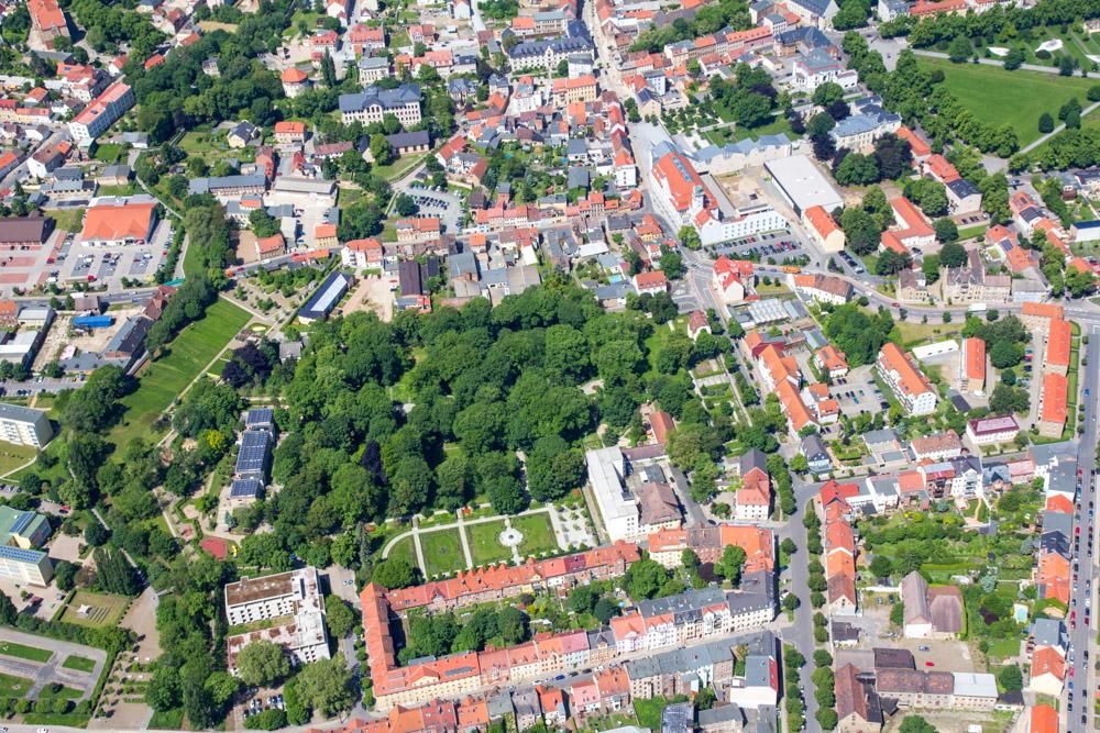 Luftbild Aschersleben #8651 | Sándor Kotyrba